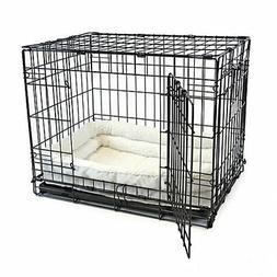 Quiet Time Deluxe Double Bolster Pet Bed