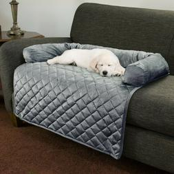Furniture Protector Pet Cover Pillow Dogs Cats Memory Foam B