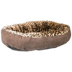 Round Bolster Bed